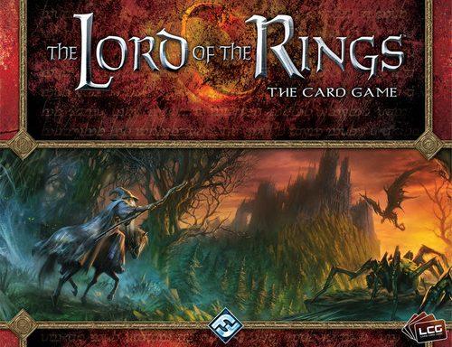 Il Signore degli Anelli: il gioco di carte